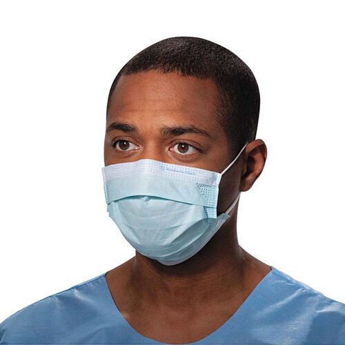 Our Kimberly-Clark Professional Procedure Mask - Pleat-Style w/Ear Loops - Blue - 500/Carton is on sale now.