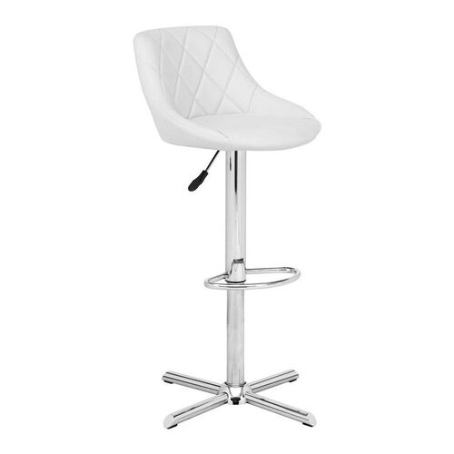 Our Devilin Bar Chair in White is on sale now.