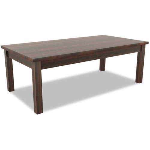 Our Alera® Valencia Series Rectangular Occasional Table - 47.25