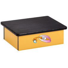 Ocean Clam Pediatric Step Stool