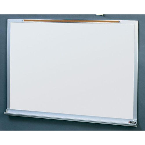 Our 1300 Series Markerboard with Aluminum Frame - 48