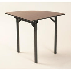 Original Series Quarter Round Banquet Table with Laminate Top - 18