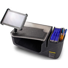 Efficiency GripMaster Auto Desk with Universal Tablet Mount - Grey