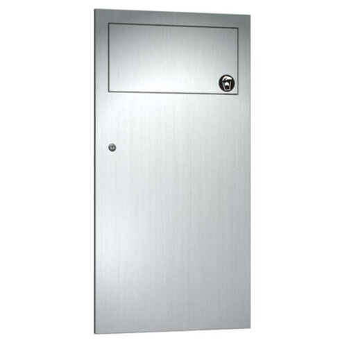 Our Simplicity Waste Receptacle with Self Closing Panel is on sale now.