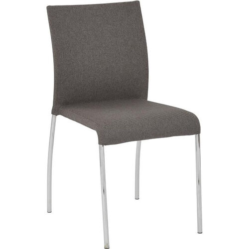 Our Ave Six Conway Stacking Chair - Set of 4 - Smoke is on sale now.