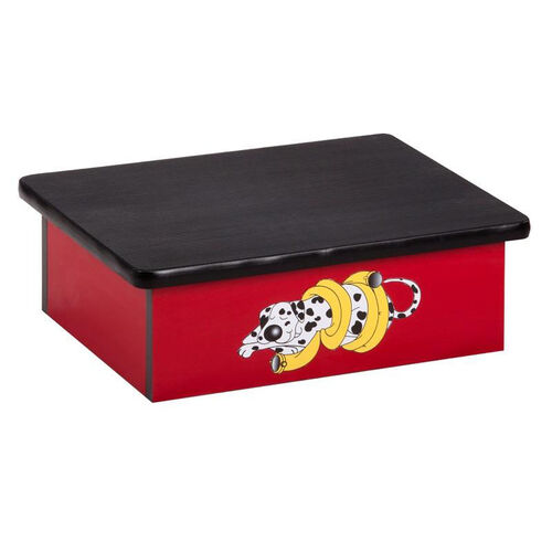 Our Dalmatian Pediatric Step Stool is on sale now.