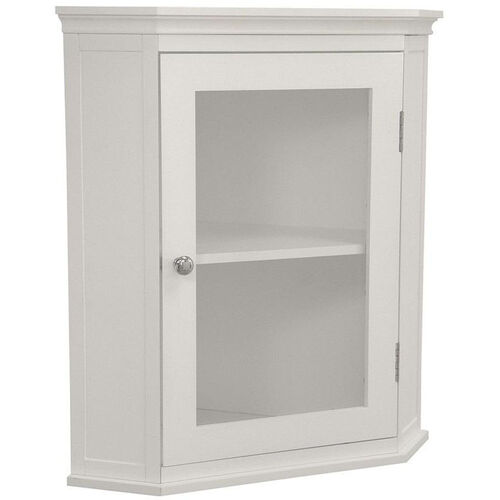 Our Madison Corner Wall Cabinet - White is on sale now.