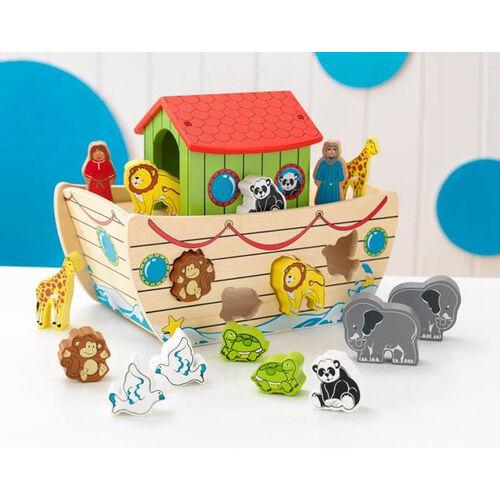 Our Kids Wooden Noah