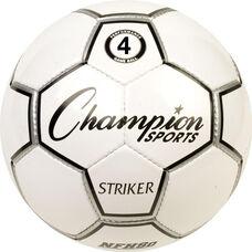 Striker Soccer Ball Size 4