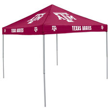Texas A&M University Team Logo Economy Canopy Tent