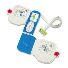 Zoll Medical AED Plus Defib. 1-piece Electrode Pad