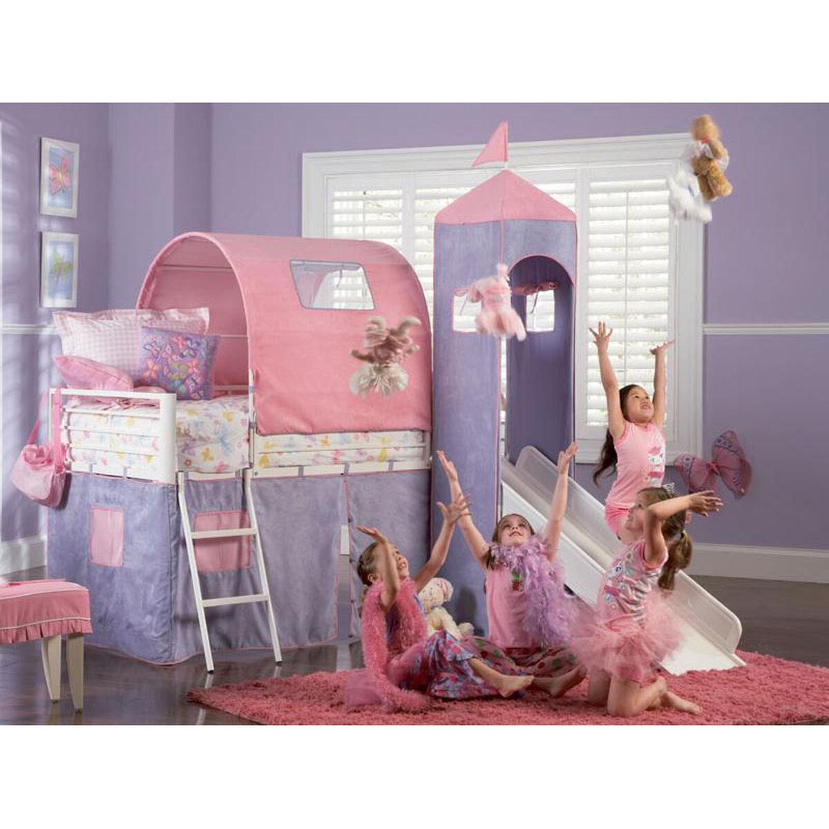 Princess Castle Bunk Bed Twin 374 069 Bizchair Com