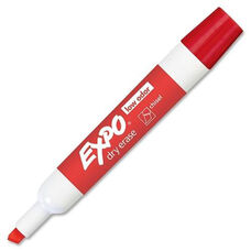 Sanford Brands Dry -erase Markers -Chisel Point -Nonto x ic -Red -Dozen
