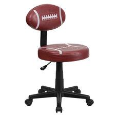 Football Swivel Task Chair