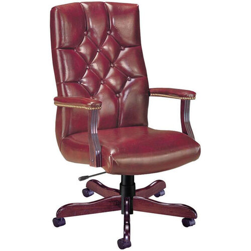 Our Quick Silver Executive Swivel Chair with Tufted Back is on sale now.