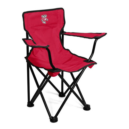 Our University of Wisconsin Team Logo Toddler Chair is on sale now.