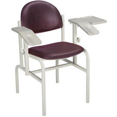 Blood Drawing Chair - 350 lb Capacity