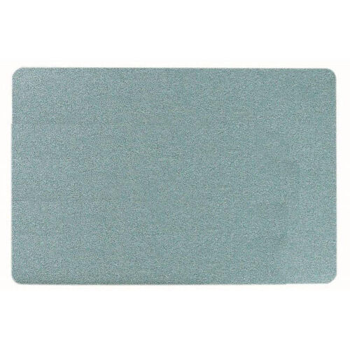 Our Ritz Deco Series Radius Blue Fabric Wrapped Bulletin Board - 48