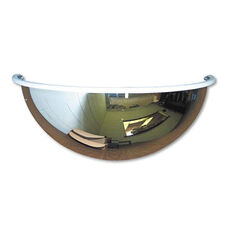 See All® Half-Dome Convex Security Mirror