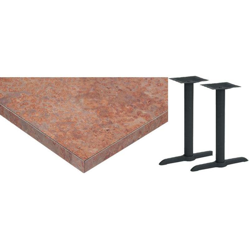 ... Our 24u0027u0027 X 60u0027u0027 Laminate Table Top With Self Edge And 2