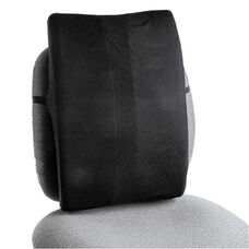 Safco® Remedease Full Height Backrest - 14 x 3 x 20 - Black