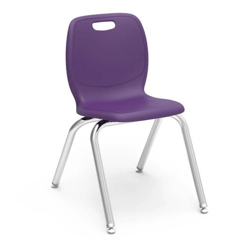 N2 Series Stack Chair with 16