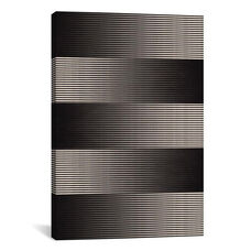 Modern Art- Grayscale by 5by5collective Gallery Wrapped Canvas Artwork