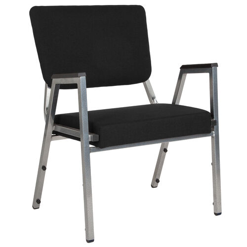 Our HERCULES Series 1500 lb. Rated Antimicrobial Bariatric Medical Reception Arm Chair with 3/4 Panel Back is on sale now.