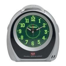 Lorell Atomic Desk Clock - Set Alarm - 5 -3/4