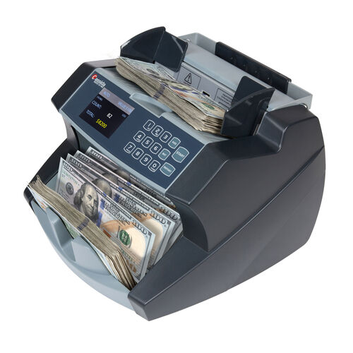 Our 6600 UV/MG Business-Grade Currency Counter with ValuCount™, UV, and Magnetic Counterfeit Detection is on sale now.