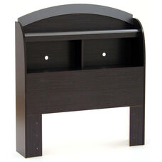 Cosmos Collection Twin Bookcase Headboard (39
