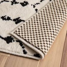 Non Slip Rug Pad for 8' x 10' Area Rug, Hardwood Floor Rug Gripper Anti Skid Rug Pad Protective Cushioning Rug Pad