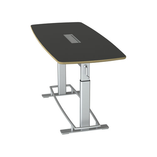 Our Focal™ Confluence Table 6 - Black Matte is on sale now.