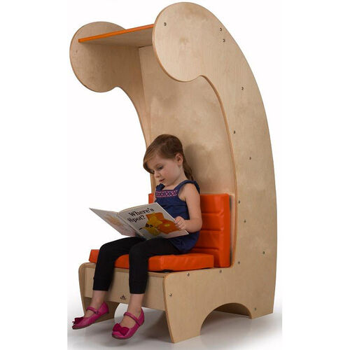 Whitney brothers children 39 s contemporary reading chair for Toddler reading chair