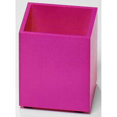 Bright Desk Organizing System Pencil Cup - Pink