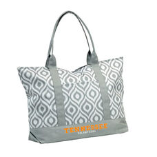 University of Tennessee Team Logo Ikat Tote