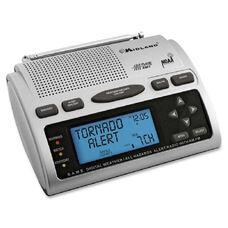 Midland Radio Wr300 Am/Fm Weather Alert Radio