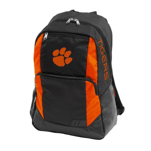 Our Clemson University Team Logo Closer Backpack is on sale now.