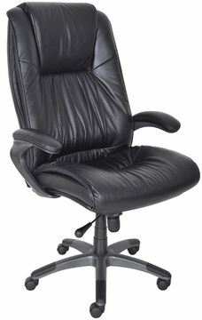 Ultimo Series 100 Deluxe High Back Chair - Black