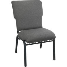 Advantage Fossil Discount Church Chair - 21 in. Wide