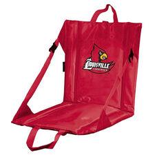 University of Louisville Team Logo Bi-Fold Stadium Seat