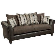 Riverstone Rip Sable Chenille Sofa