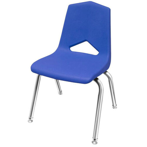 MG Series V-Back Steel Frame Stack Chair with 16