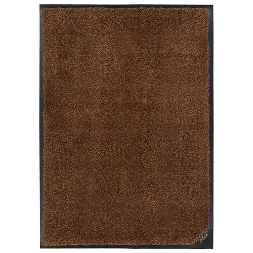 Our Solution Dyed Nylon Colorstar Plush Mat - Golden Brown - 3