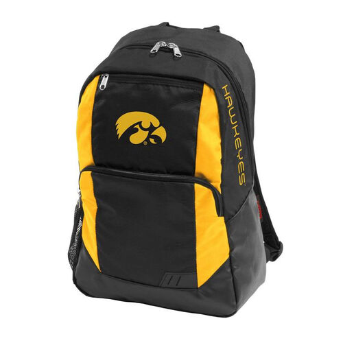 Our University of Iowa Team Logo Closer Backpack is on sale now.