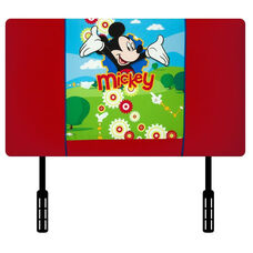Kids Disney - Mickey Mouse Clubhouse Upholstered Twin Headboard