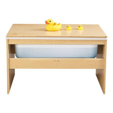 Young Time® Sensory Table with Lid