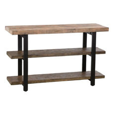 Pomona Rustic Wood and Metal 48