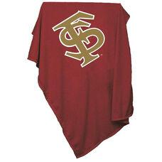 Florida State University Team Logo Sweatshirt Blanket