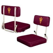 Arizona State University Team Logo Hard Back Stadium Seat